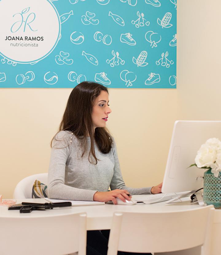 Joana Ramos - Nutricionista